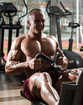 Get the three pillars of successful muscle building